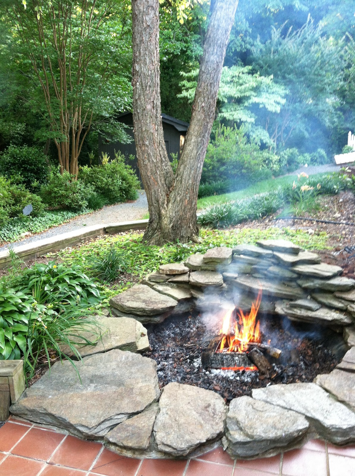 landscaping ideas 8 diy firepit ideas to beautify your backyard BFGVNCY