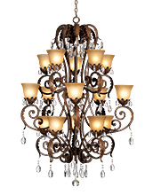 large chandeliers YFHICFX