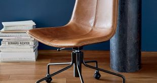 leather office chair slope leather swivel office chair TCOKDJD