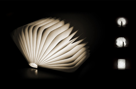 Tiny book lights that out shine other lights