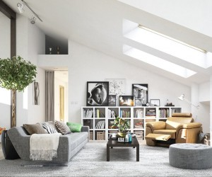 living room interior design scandinavian living room design: ideas u0026 inspiration RGJXPMZ