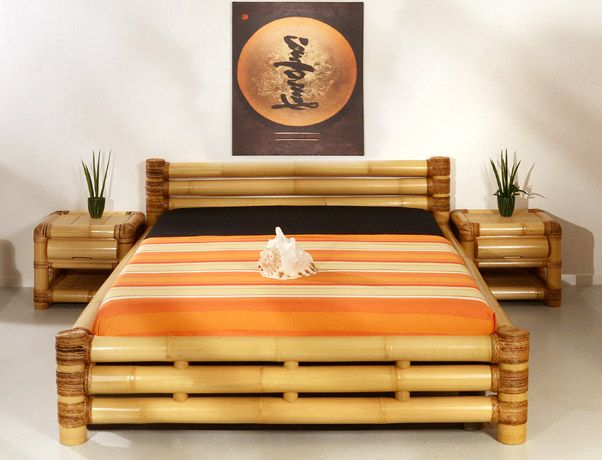 Bamboo the real wood for furniture