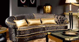 luxury furniture glamour sofas - seats UZPIAWI