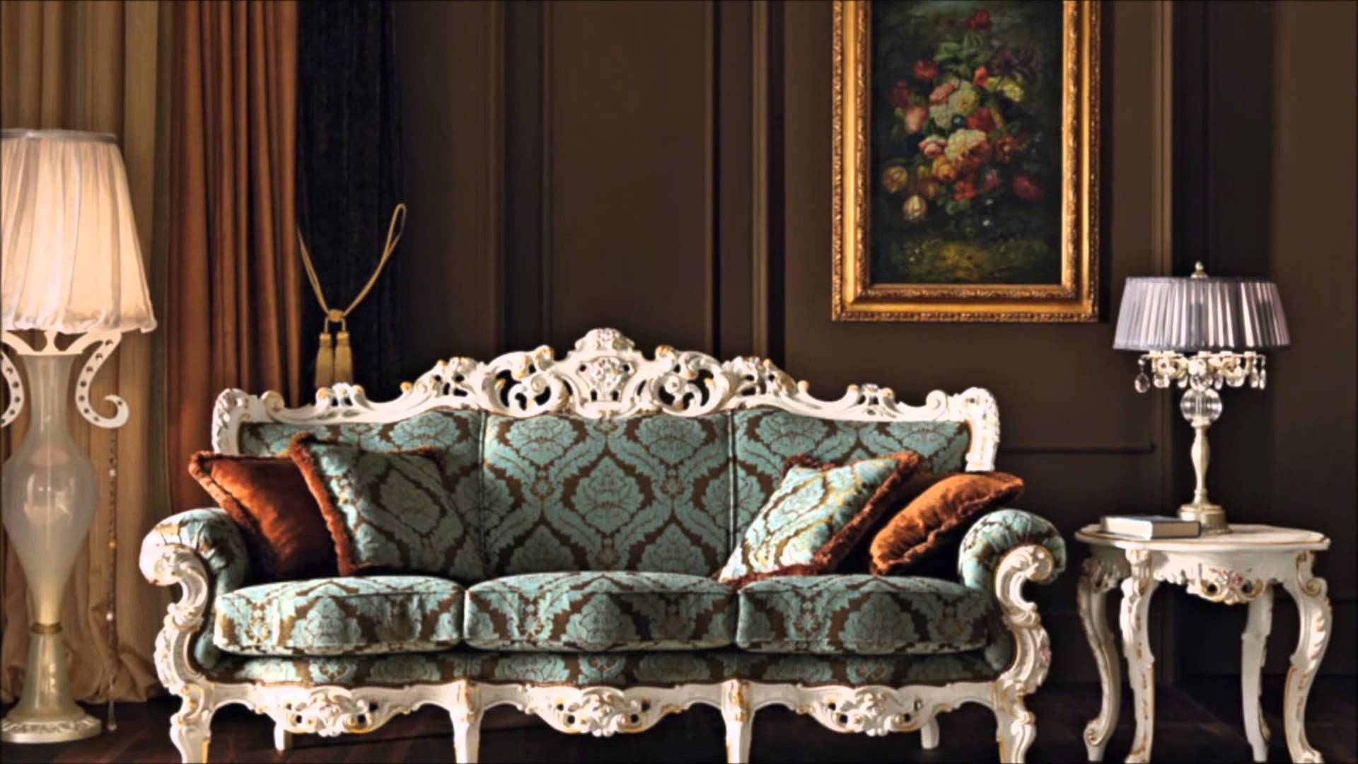 make your houses antique with luxury furniture ZNJUKYG