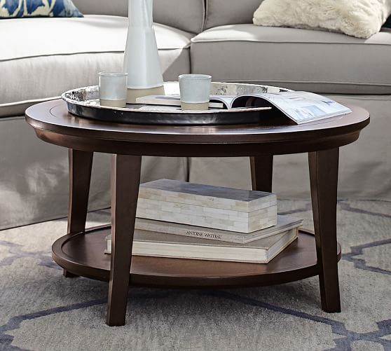 metropolitan round coffee table AWJXBOQ