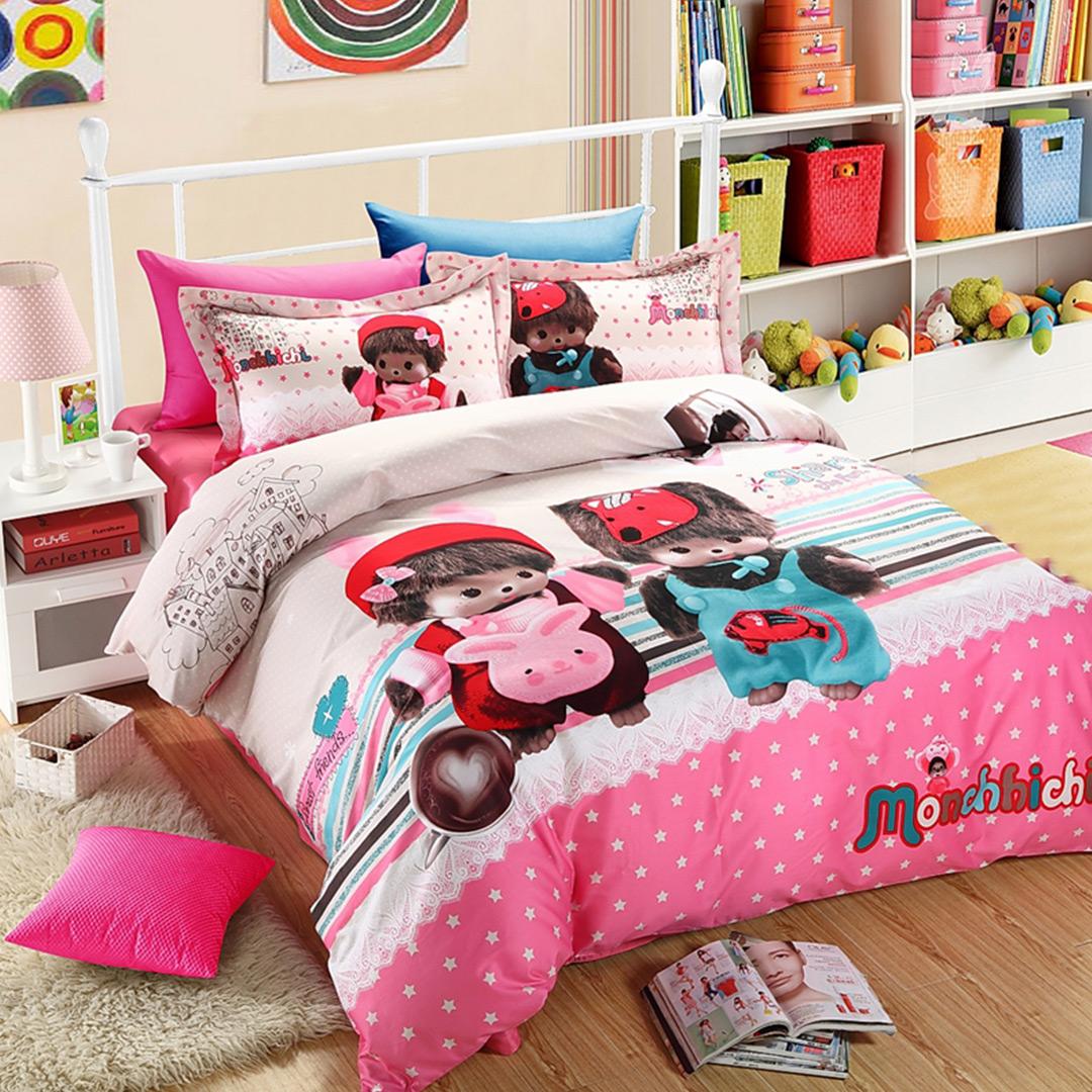 monchichi kids bedding sets IXYWYHV
