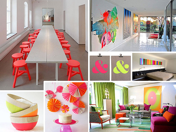 more neon interior design ideas for a radiant home KSHTCTD
