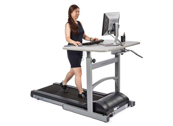 most of our panelists preferred this lifespan treadmill desk. OEQJUQZ