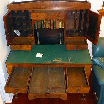 my favorite antique desk TQGYMLF