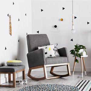 nursery rocking chair adairs rocking chair WGQZWDW