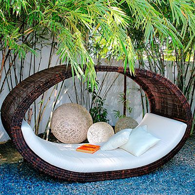 outdoor daybed 10 inviting outdoor nap spots EDNFLRS