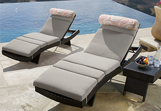 outdoor furniture chaise lounges YHQLQMN