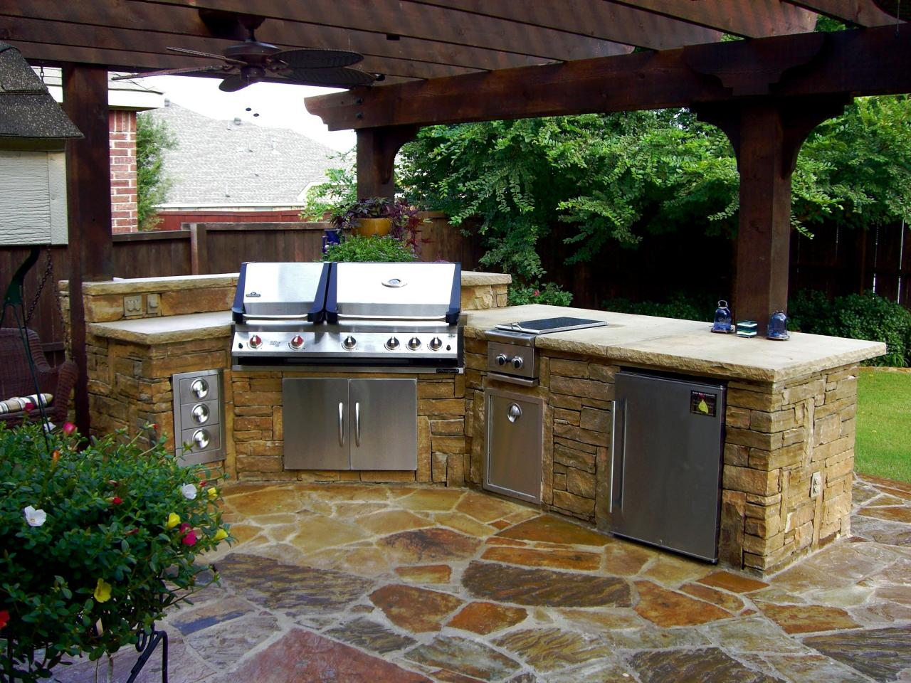 outdoor kitchen ideas tags: XZSBHCJ