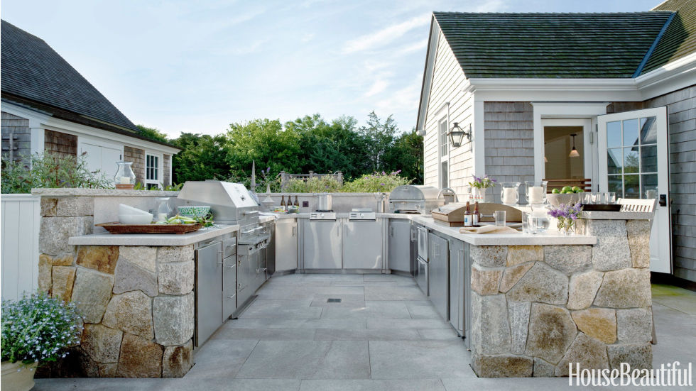 outdoor kitchens 20 outdoor kitchen design ideas and pictures QESTBDJ