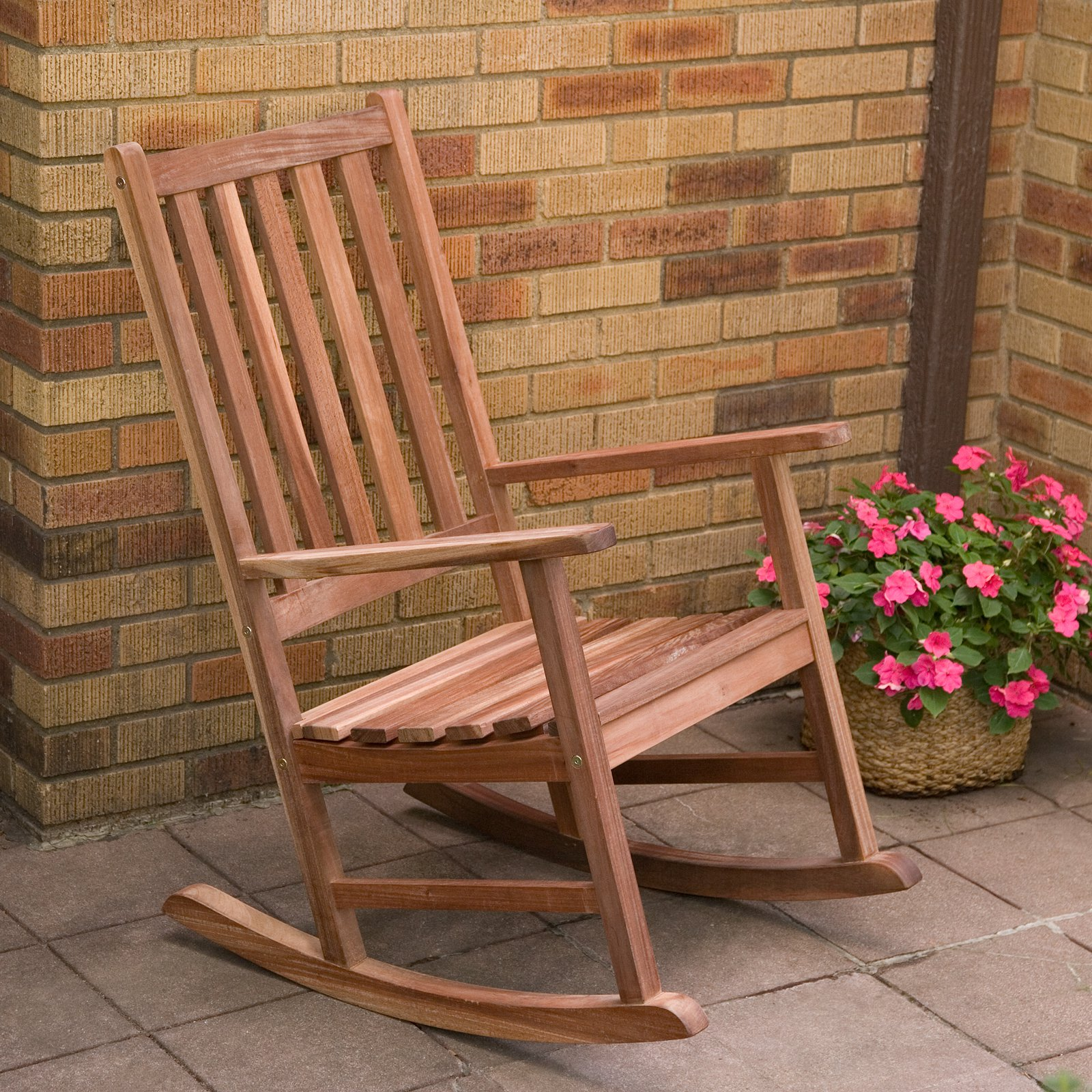 outdoor rocking chairs belham living richmond heavy-duty outdoor wooden rocking chair - outdoor  rocking chairs NYUPSBN