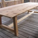 Buying a durable outdoor table