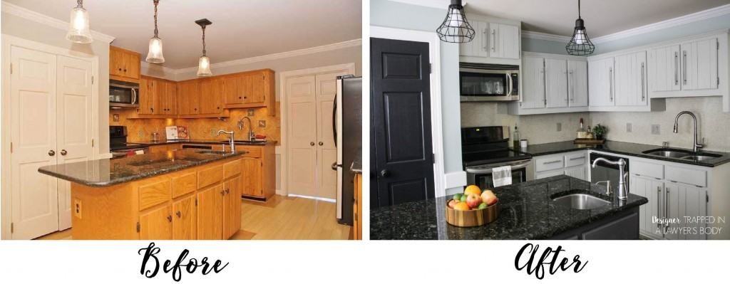 painting kitchen cabinets this blogger tackled diy painted kitchen cabinets without priming or  sanding and ZFISOIR