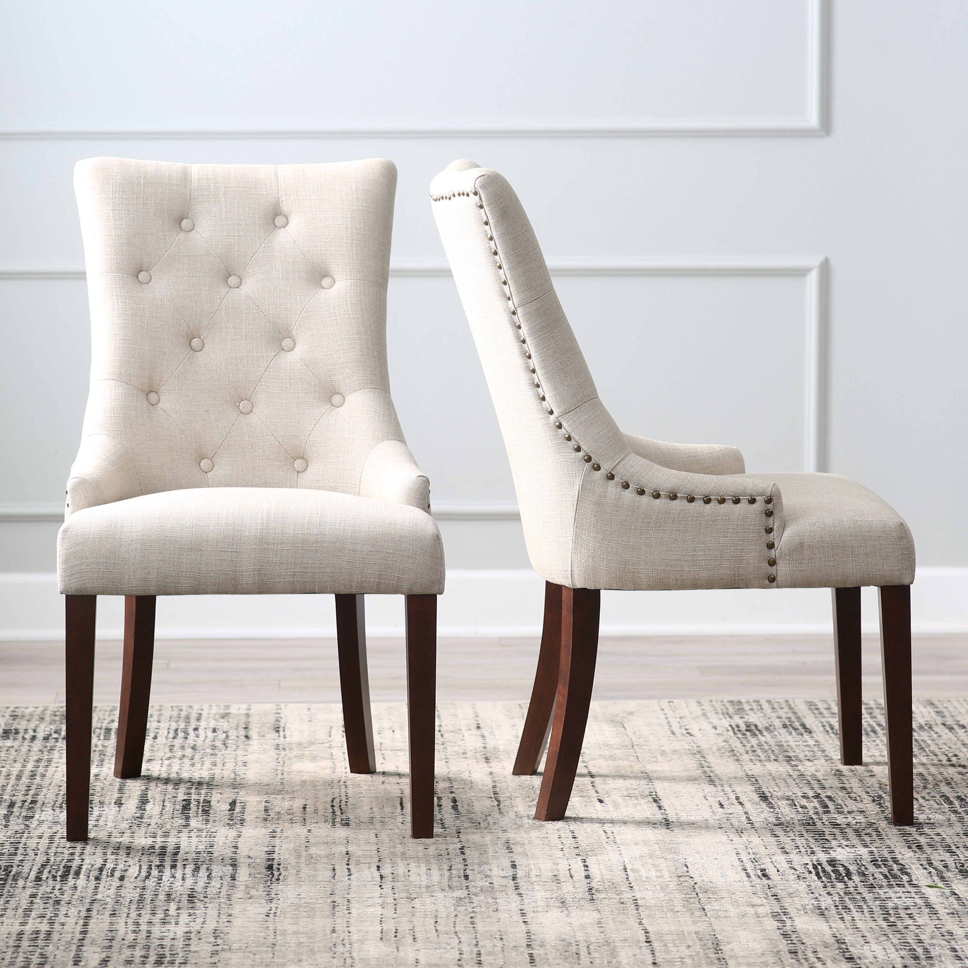 palazzo dining chairs - set of 2 - dining chairs at hayneedle CALXKCH
