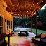 Types of patio lights