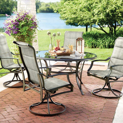 patio table outdoor dining furniture DIMKEPG