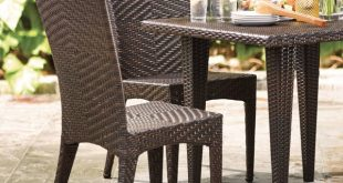 patio table shop patio furniture by material DCDZPLI