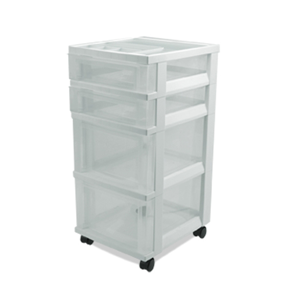 plastic storage drawers plastic storage chest with 4 drawers image ENZVJJC