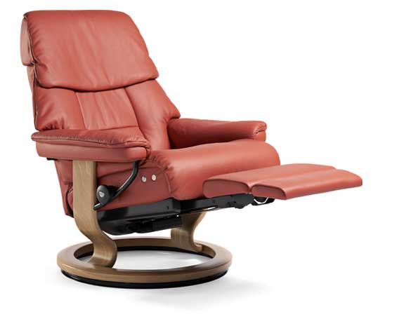 recliner chairs stressless ruby classic legcomfort FGYWMKQ