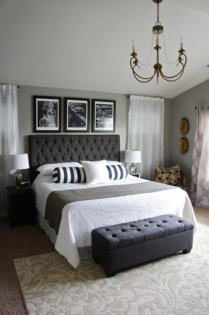 room decor ideas 26 easy styling tricks to get the bedroom youu0027ve always wanted CEBRNWV