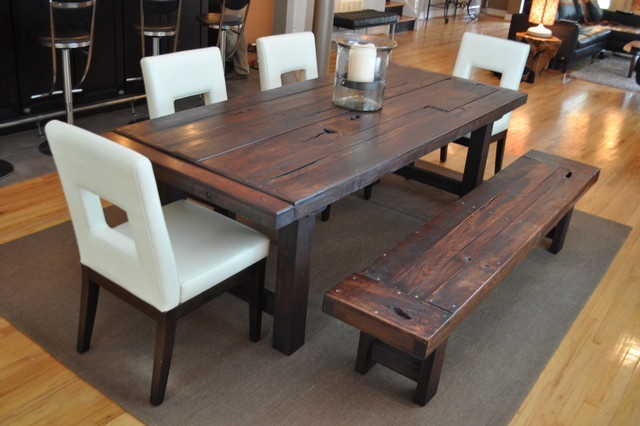 rustic dining table alluring rustic dining room chairs modern rustic dining tablejpg TGJLWIJ