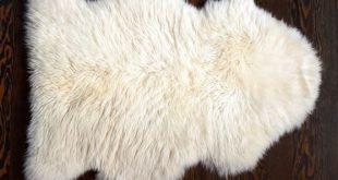 sheepskin rug PKGIVBK