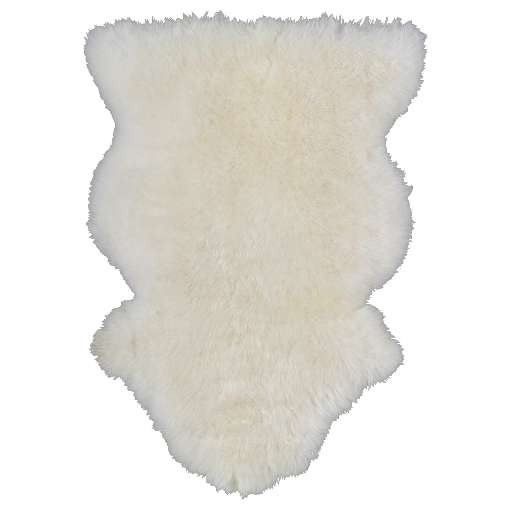 sheepskin rug rens sheepskin - ikea VSLJUAH