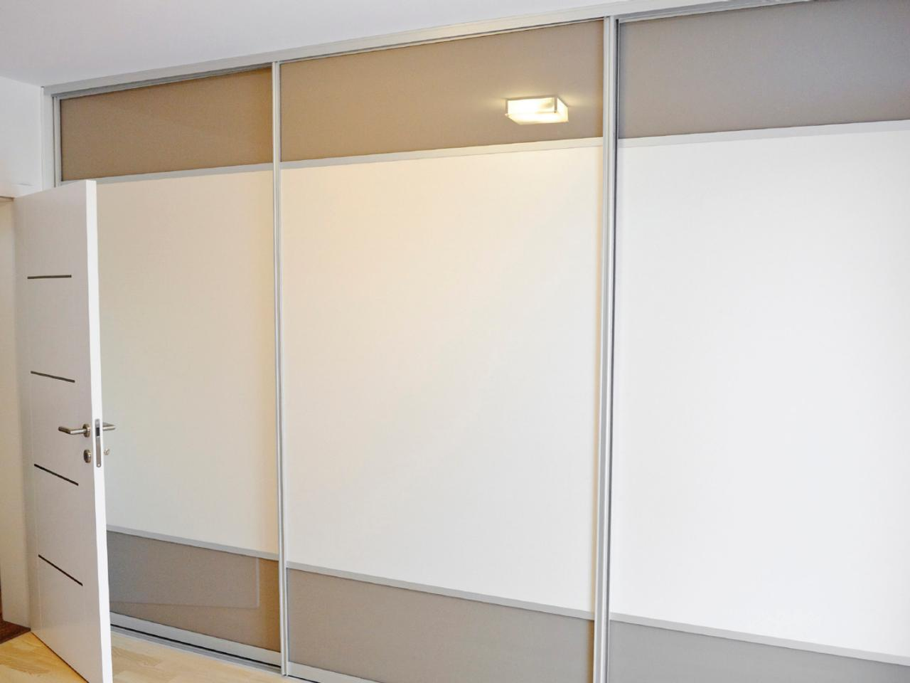 sliding closet doors: design ideas and options IKTJGAP