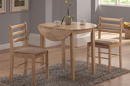 small kitchen tables expandable and drop-leaf tables VAFHPRL