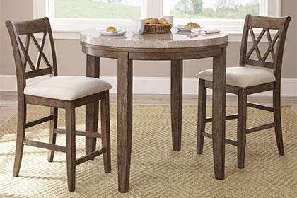 small kitchen tables tall tables CUGRFMV