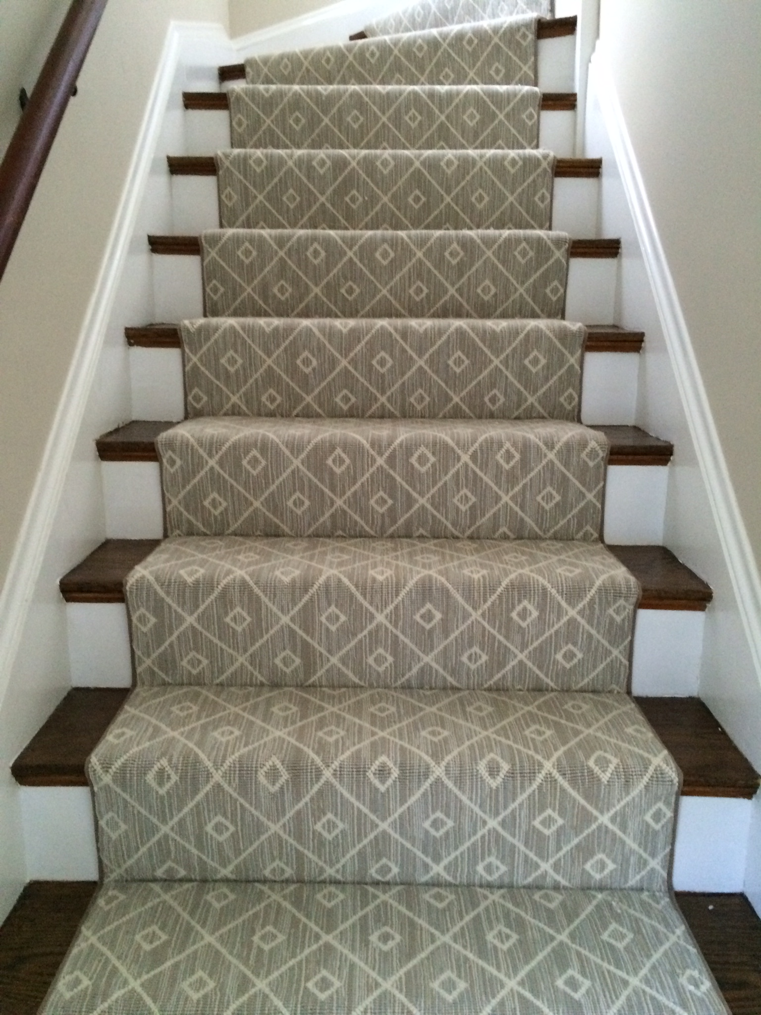 stair carpet this is a silver creek carpet. AWFWLUI