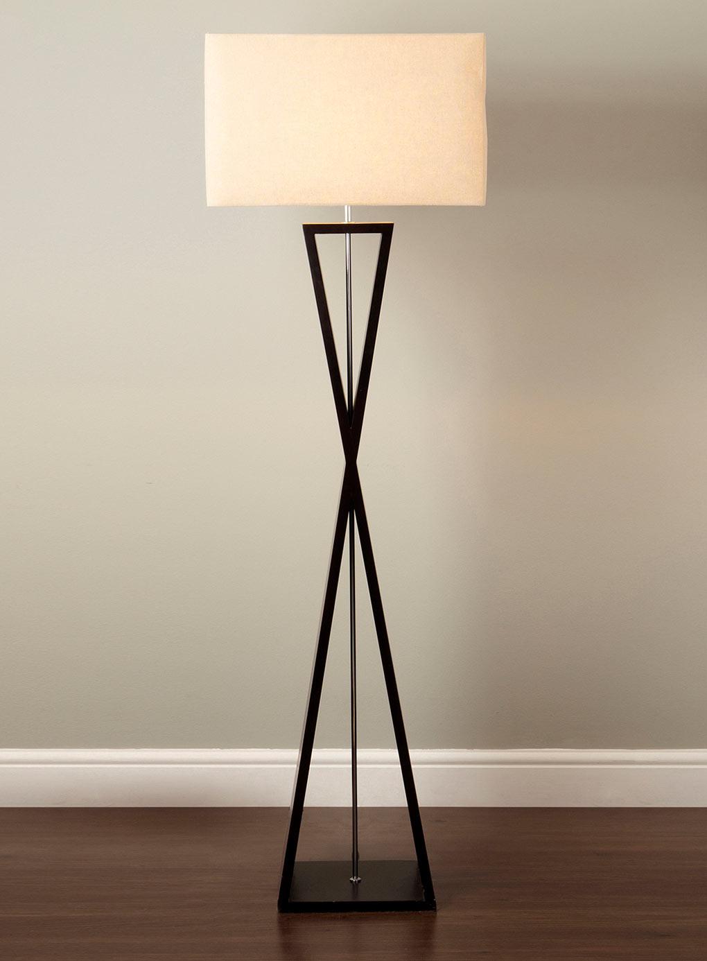 standard lamps floor lamps | home, lighting u0026 furniture | bhs UYNHZVN