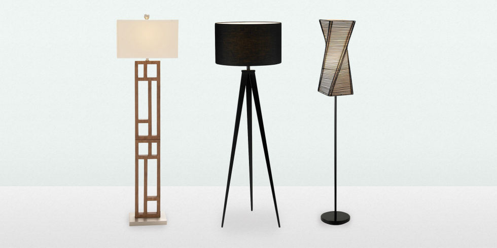 Let your home glow with standard lamps