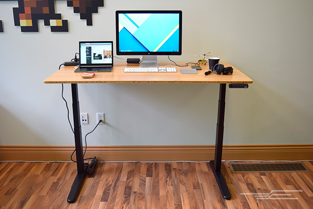 standing desk the best standing desks | the wirecutter FIVDJXD