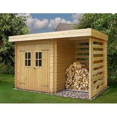 storage sheds garden shed with storage for firewood DVCPGLG