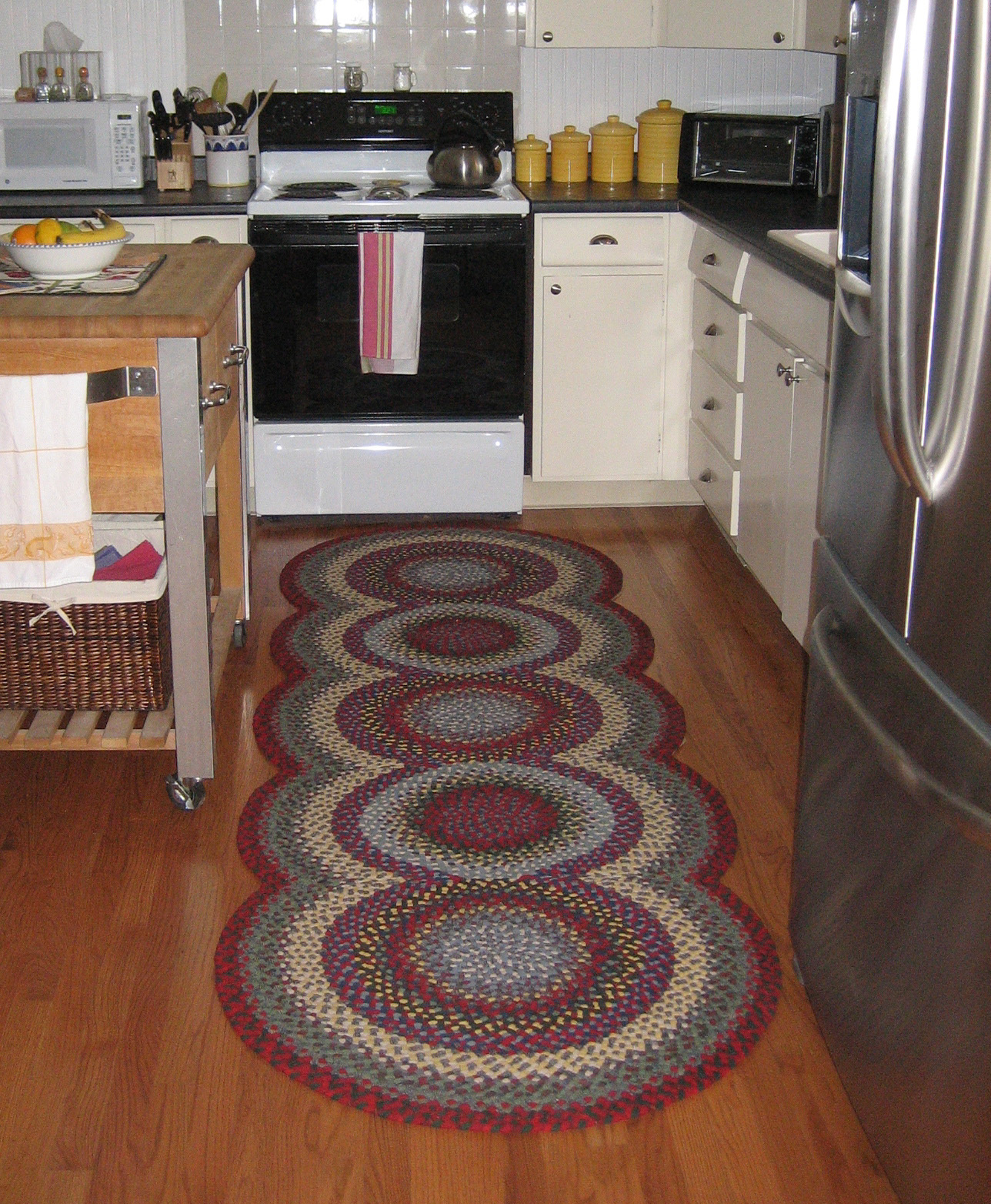 stunning picture for choosing the perfect kitchen rugs WLBZIGE