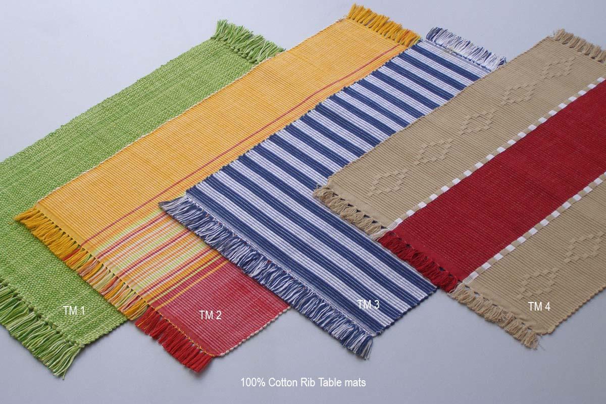 table mats KYQBCWL