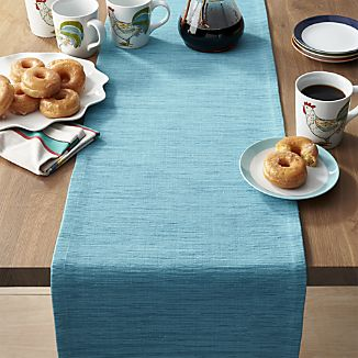 table runners grasscloth 120 AYBTPPY
