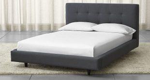 tate upholstered full bed ... MQHHVYH