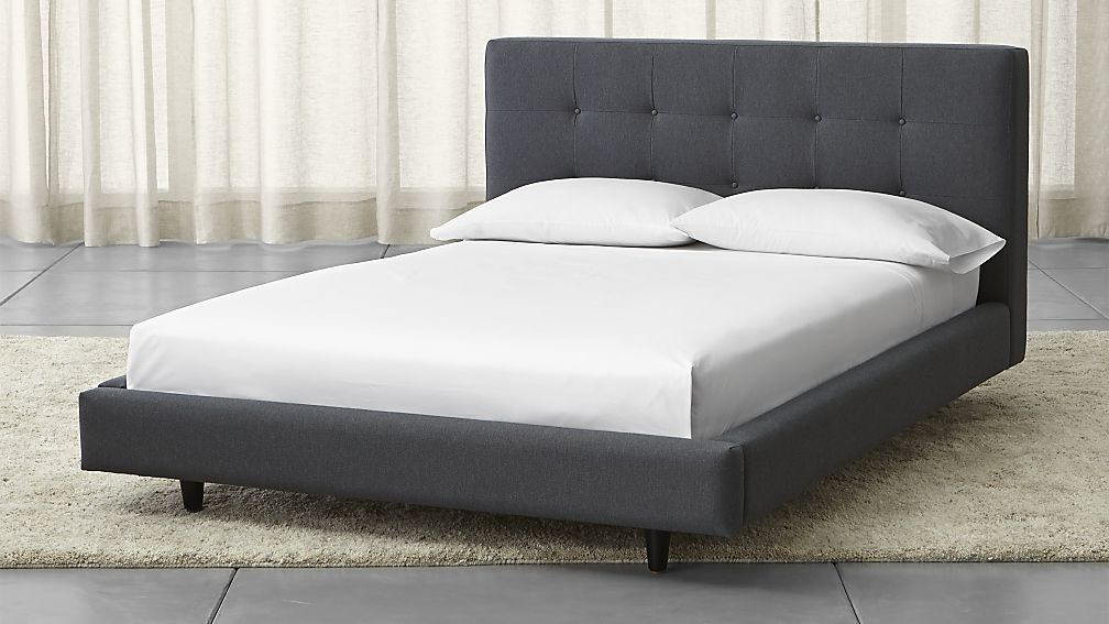 Complete your guest room with a full bed