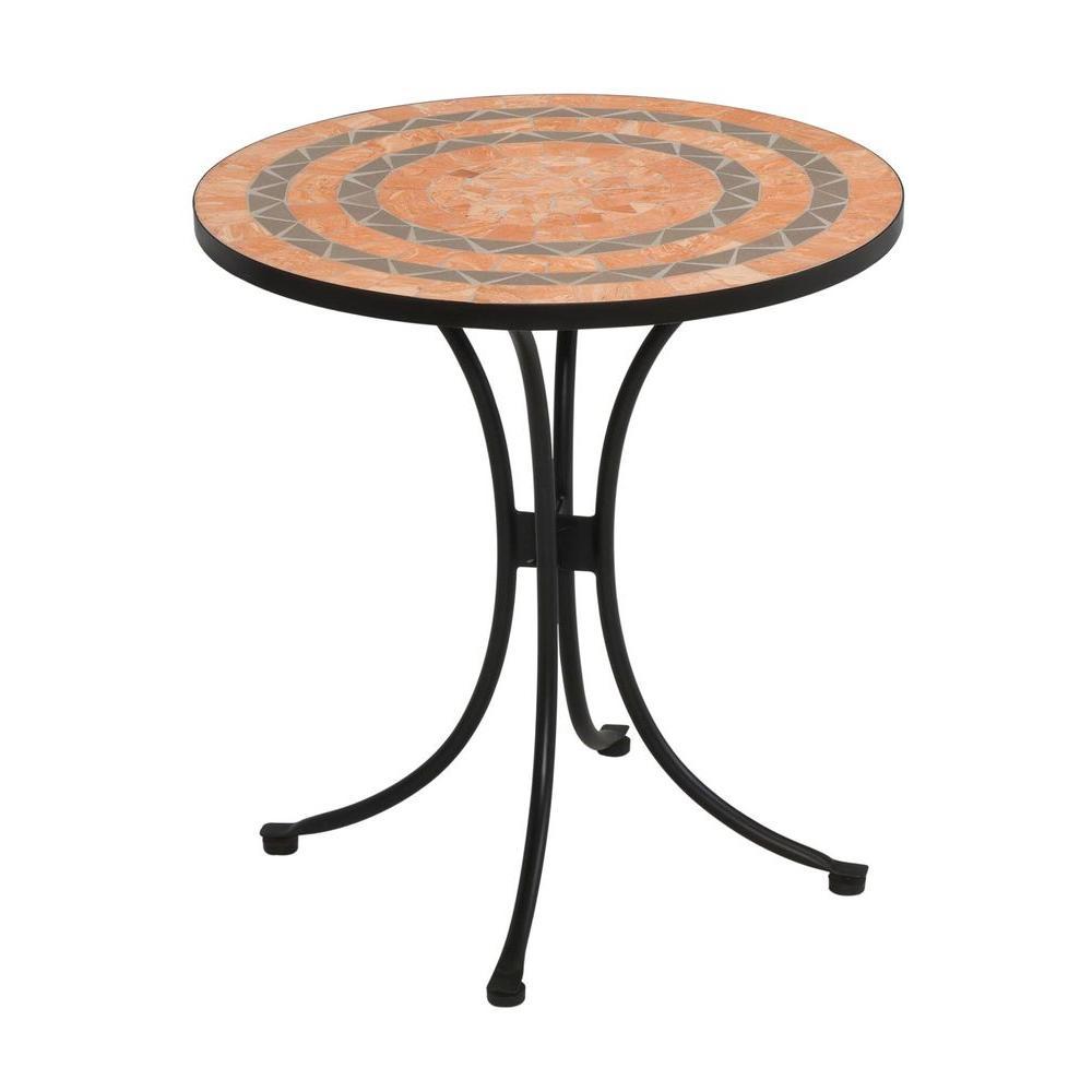 tile top patio bistro table XRHAHIN