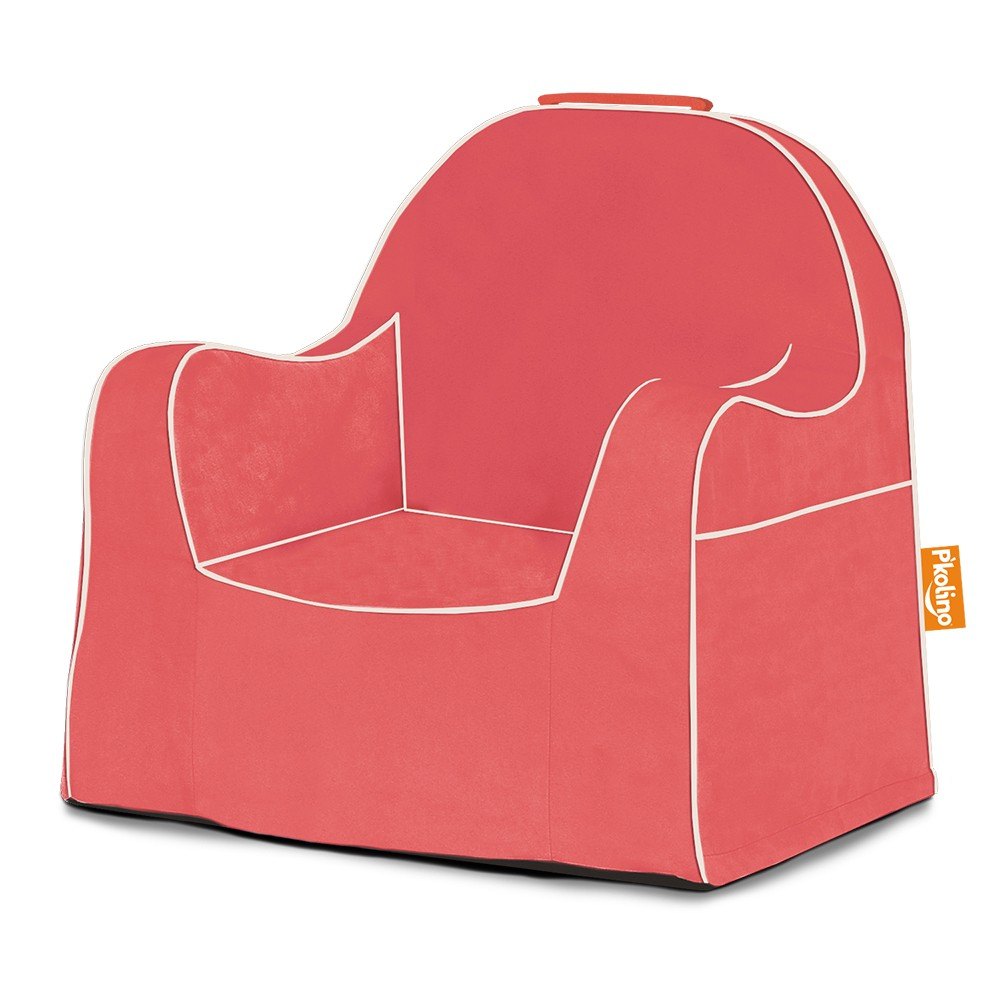toddler chair - coral - pkfflrscr - pkolino FQHXLTM