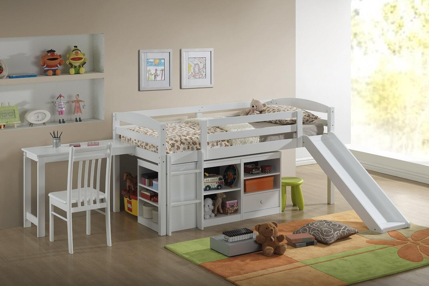 Kids loft beds tips