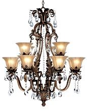 traditional chandeliers WLTFJHL
