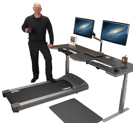 treadmill desk buy the best treadmill desks u0026 under desk treadmills - imovr EEUZDIM