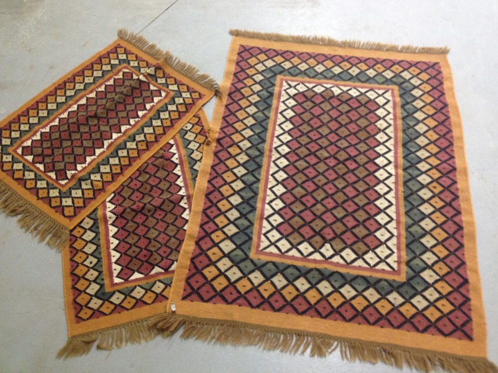 tribal throw rugs $25-$45 AJXRFKV